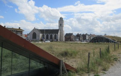 Ondergrondse parkeergarage Katwijk aan Zee
