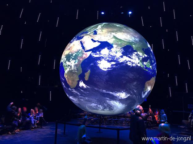 Maak een ruimtereis om de aarde | Climat Planet