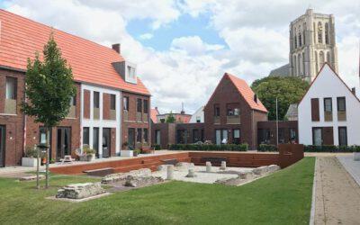 Nieuwbouw in historische context